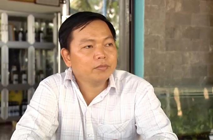 Tỷ phú côn trùng Lê Thanh Tùng hồi tưởng về những năm tháng vất vả lập nghiệp. Ảnh: Hồng Thuỷ.