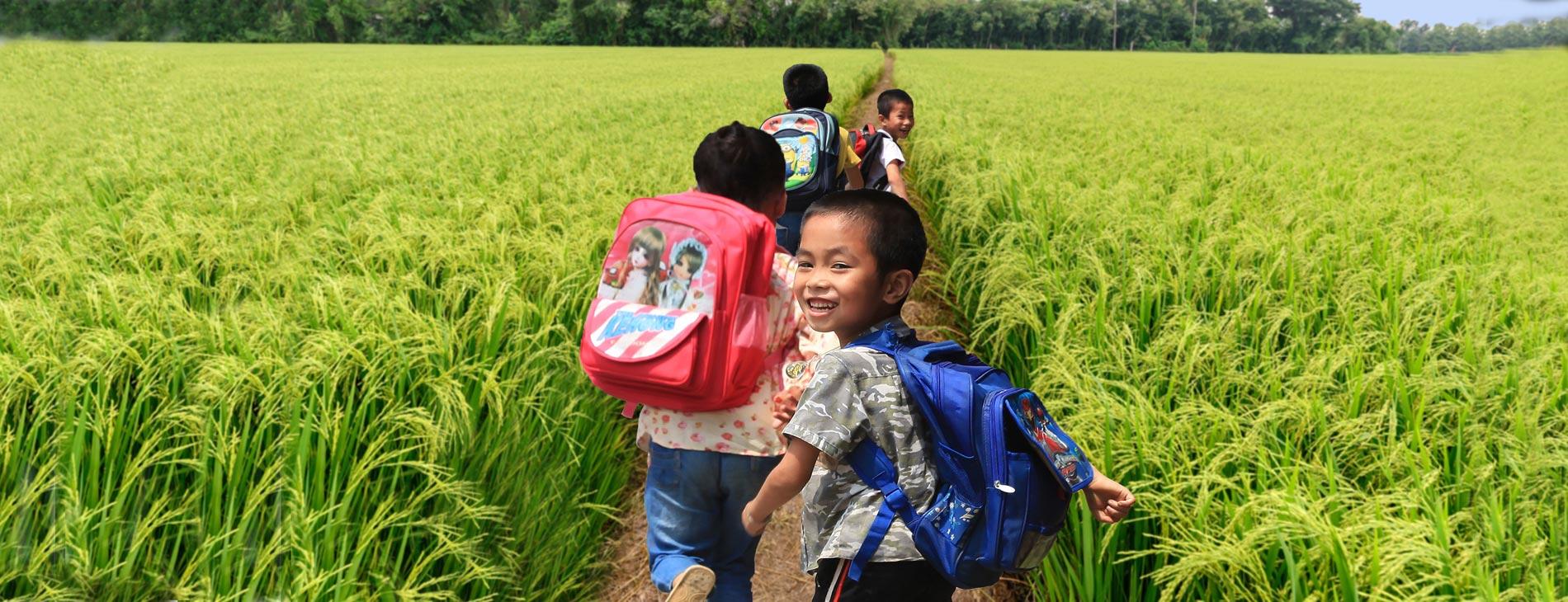 Quỹ khuyến học Vinacam tiếp sức cho các tân sinh viên học sinh nghèo