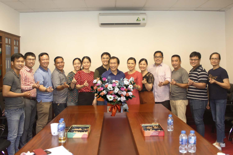 Vinacam hội đàm kỷ niệm 15 năm ngày thành lập công ty