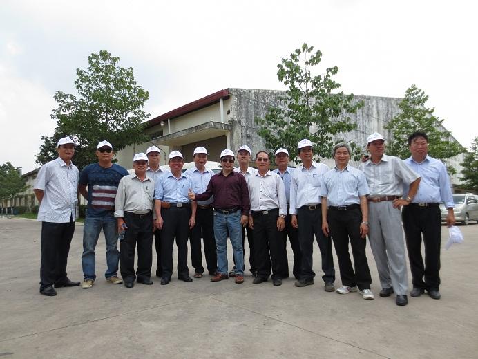 Vũ Duy Hải giao lưu doanh nhân Thái Bình