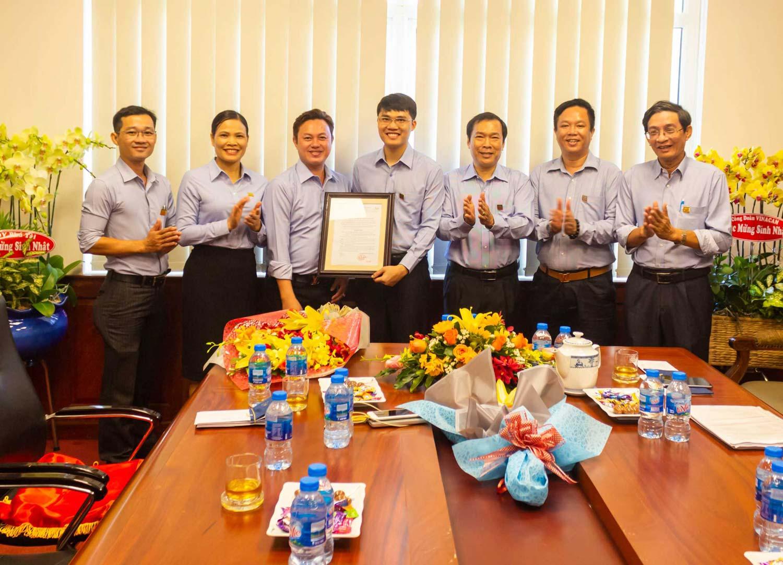 Quyết định bổ nhiệm phó TGĐ đối với ông Vũ Hải Sơn